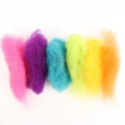 Wolle zum Nadelfilzen 50g