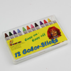Colorsticks Schminke 12 Farben