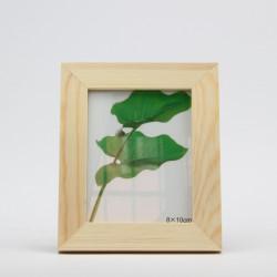 Holzrahmen Natur