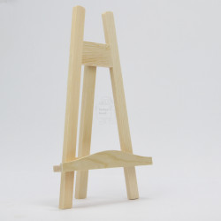 Holzstaffellei 25cm